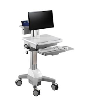 Chariot informatique non alimente d-All Modul