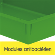 Modules antibacterien