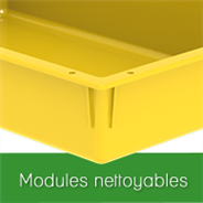Modules nettoyables
